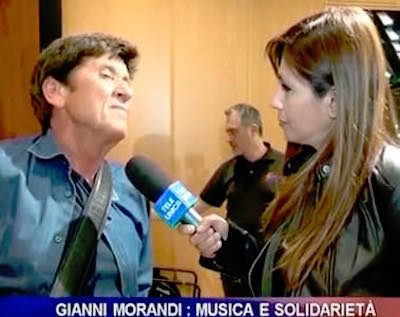 Morandi trova l'intruso